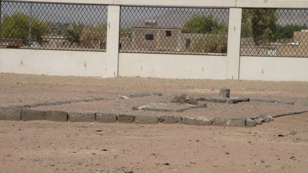Grave of Hamza (RA) and Martyrs of Uhud